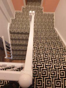 Carpet/Vinyl Fitter - Stair Carpet